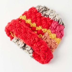 Urban Outfitters Craft Multi-Knit Beanie